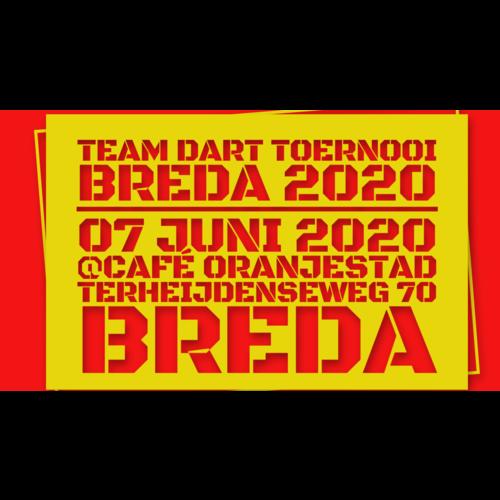 Team toernooi Breda