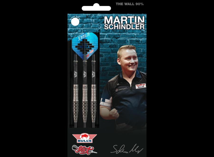 """Martin Schindler """"the Wall"""" 90% matchdarts"""