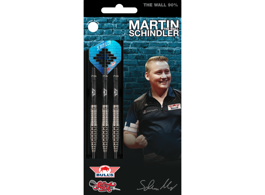 Martin Schindler 90 % matchdarts