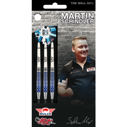 Bull's  Martin Schindler 80% PCT Blue