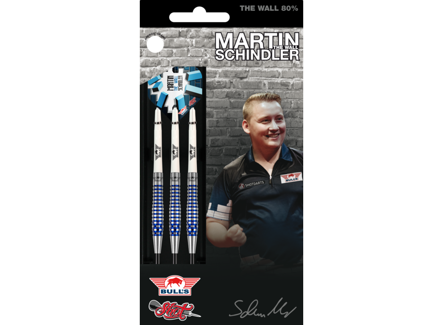 Martin Schindler 80% PCT Blue