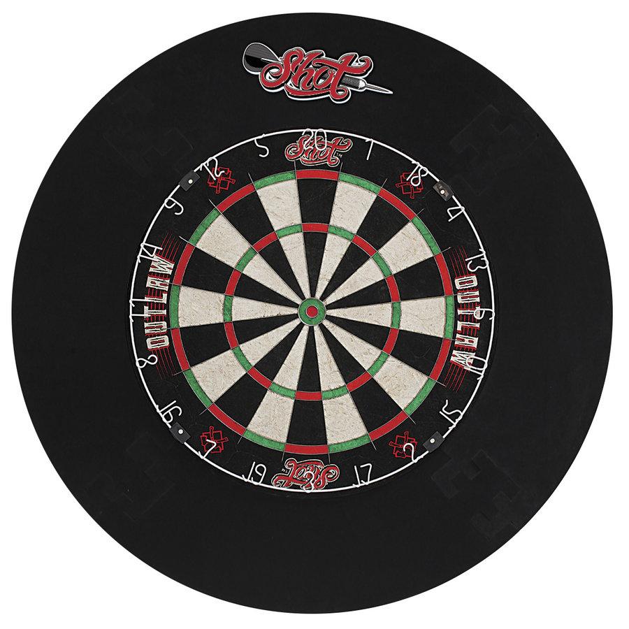 Outlaw tournament dartbord set-1