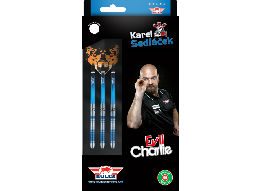 """Karel """"evil Charlie"""" Sedlacek 90%"""