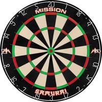 Mission Samurai dartbord