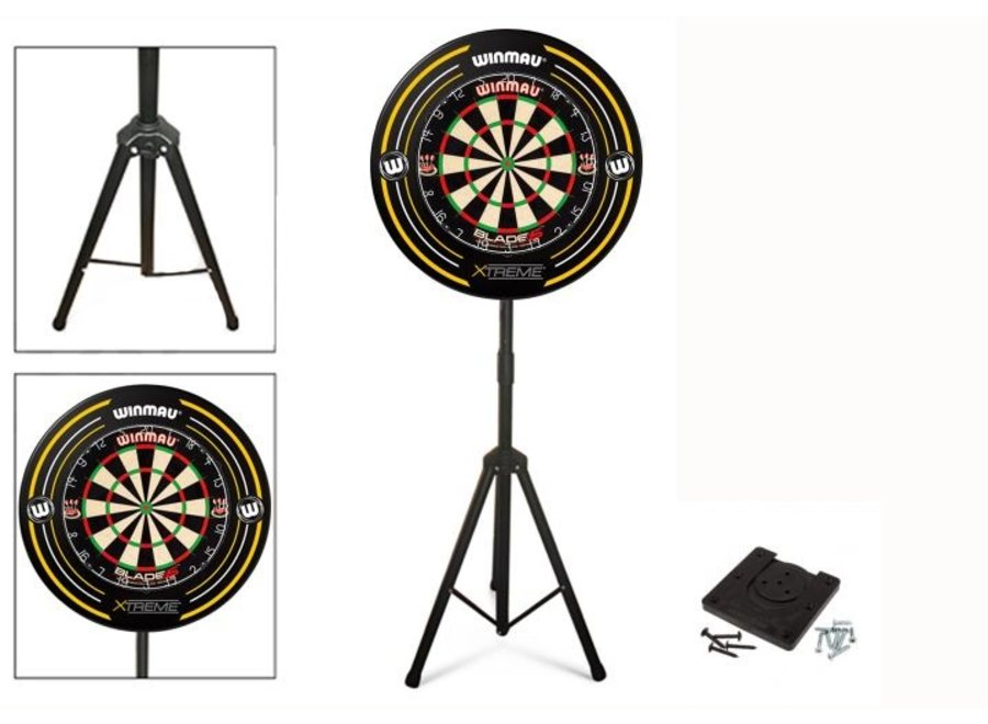 Dartbord travel stand