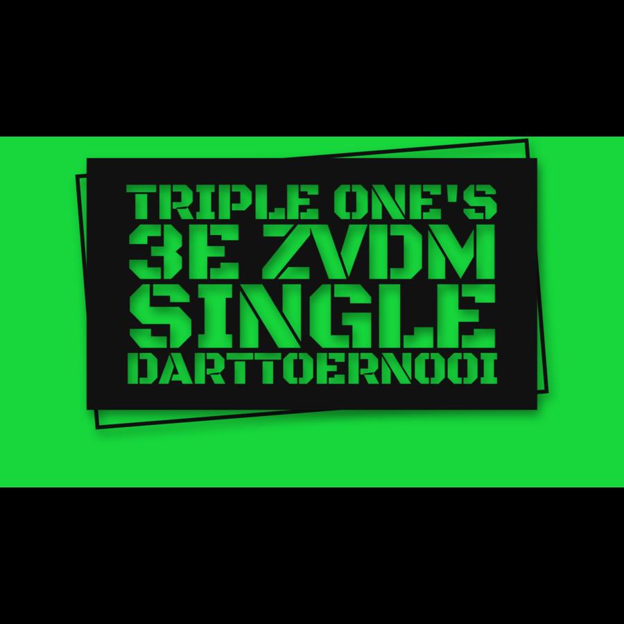 Triple One's 3e ZvdM toernooi dag 2-1