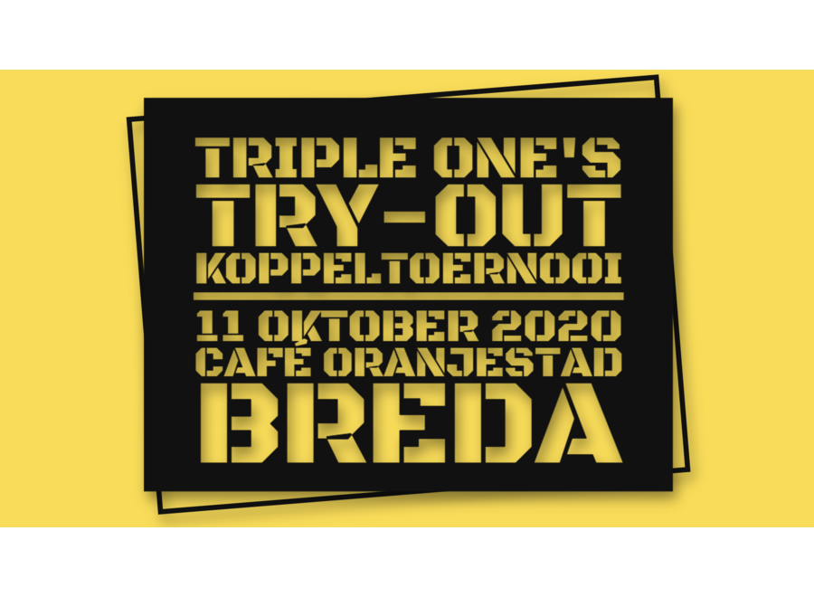 Try-out koppeltoernooi
