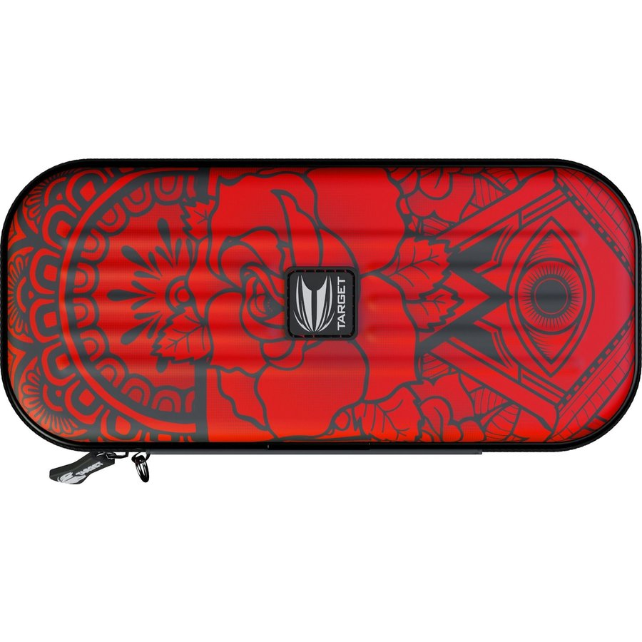 Tacoma wallet inked rood-2