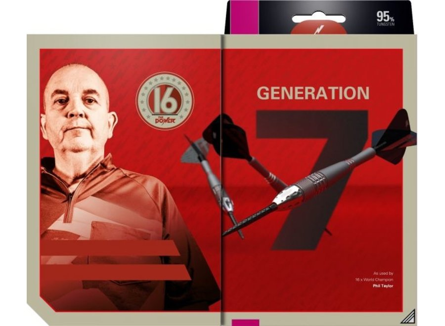 Phil Taylor Gen 7 Swiss