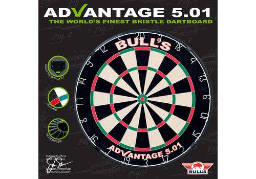 Bull's  Advantage 501