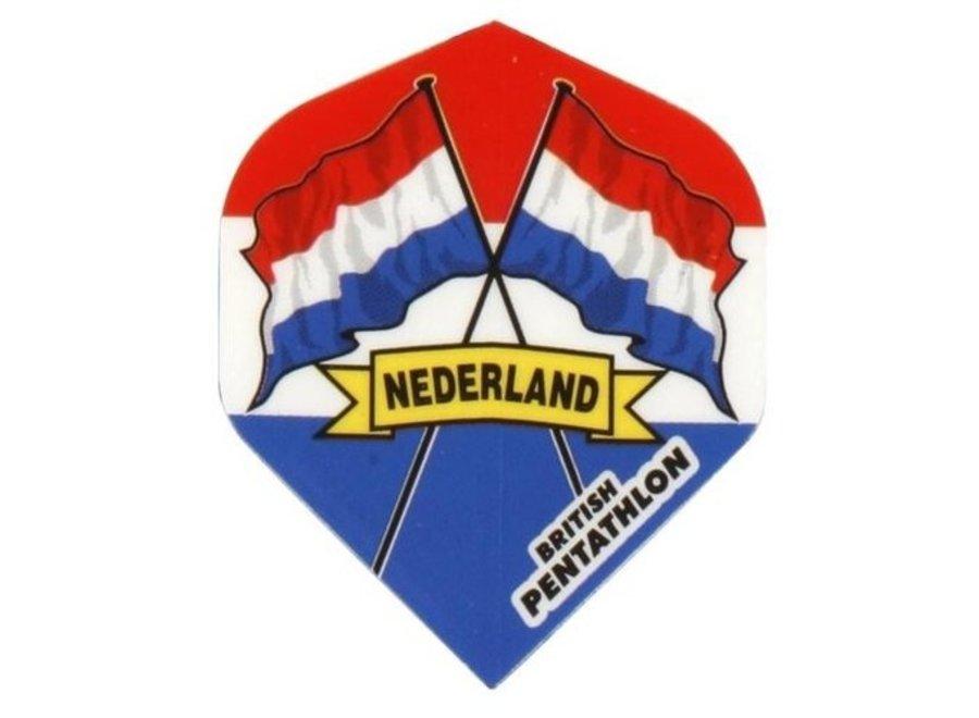 Vuelo del pentatlón británico Holanda