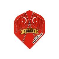 British pentathlon flight Turkije