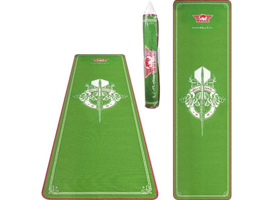 Estera de dardos Verde
