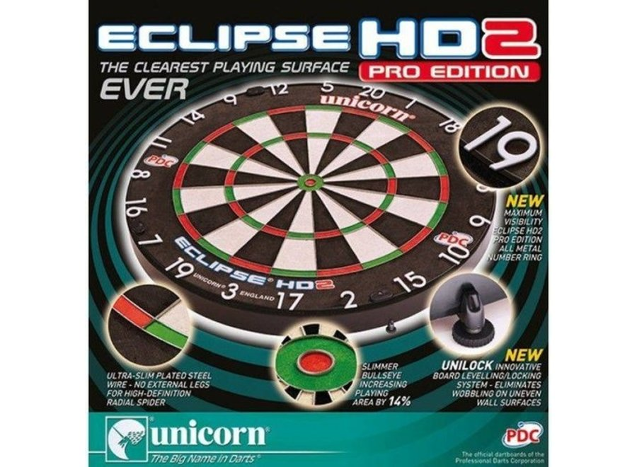 Unicorn Eclips HD2 Pro