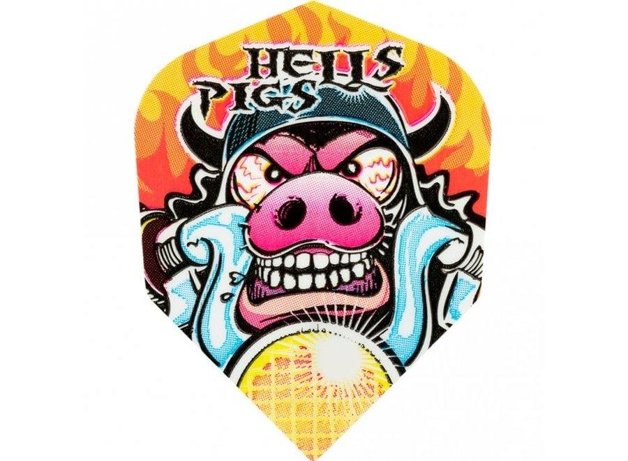 Flight Hells pigs