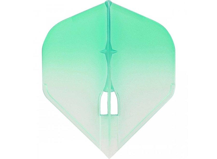 Two tone weiß-Grün