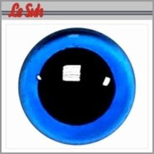 Le suh Veiligheid ogen blauw transparant
