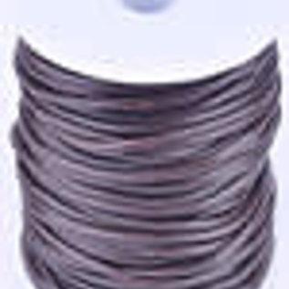 Waxkoord met glans ± 2,5mm dik per meter