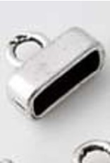 Metalen kapje ± 14x11mm