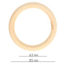 Le suh Houten ring 70 x 10 mm blank