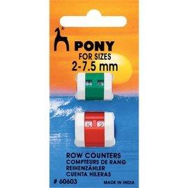 Pony 60603 Toerentellers