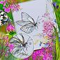 RTO Borduurpakket Cabbage Butterfly - RTO