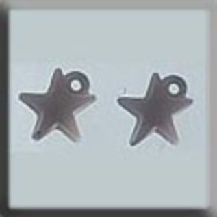 Glass Treasures Very Small Domed Star-Matte Rosa - Mill Hill
