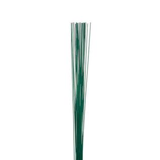 Bloemendraad 30 st. 45 cm. 0,88 mm. groen
