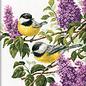 Borduurpakket Charming lilac - RTO