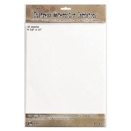 Ranger • Tim Holtz distress watercolor cardstock x10