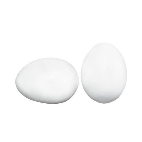 Styropor eieren (per stuk)