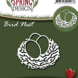 Amy spring design bird nest