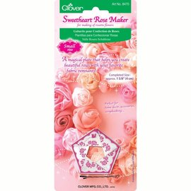 Clover Sweetheart Rose maker small