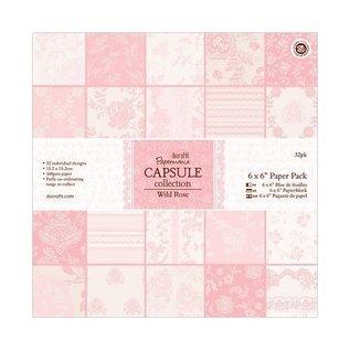 PMA capsule collection wild rose 6x6