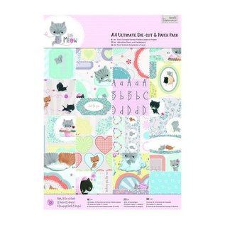 Little meow A5 paperpack