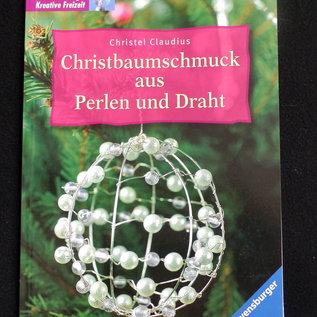 Christbaumschmuck aus perlen und draht