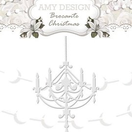 Amy Design Brocante Christmas snijmallen
