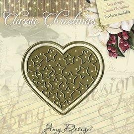 Amy design classic christmas snijmallen