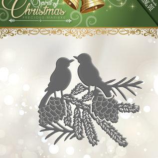 Precious Marieke Spirit of christmas snijmallen