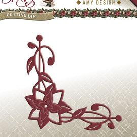 amy design christmas greetings kerst snijmallen