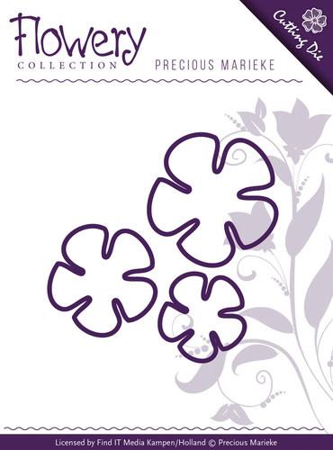 Precious marieke Flowery collection snijmallen