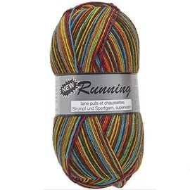 Lammy yarns New running multi 100g