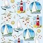 3D knipvel voorbeeldkaarten 2237 schepen zee marine