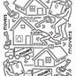 Sticker verhuizen 1156