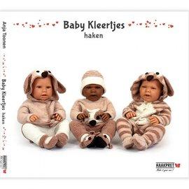 Baby kleertjes haken - Anja Toonen