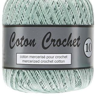 Lammy yarns Coton Crochet 10