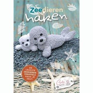 Zeedieren haken - Cute Dutch
