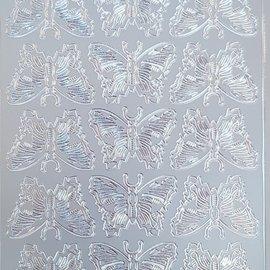 Stickers vlinders