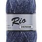 Rio denim 658 donkerblauw