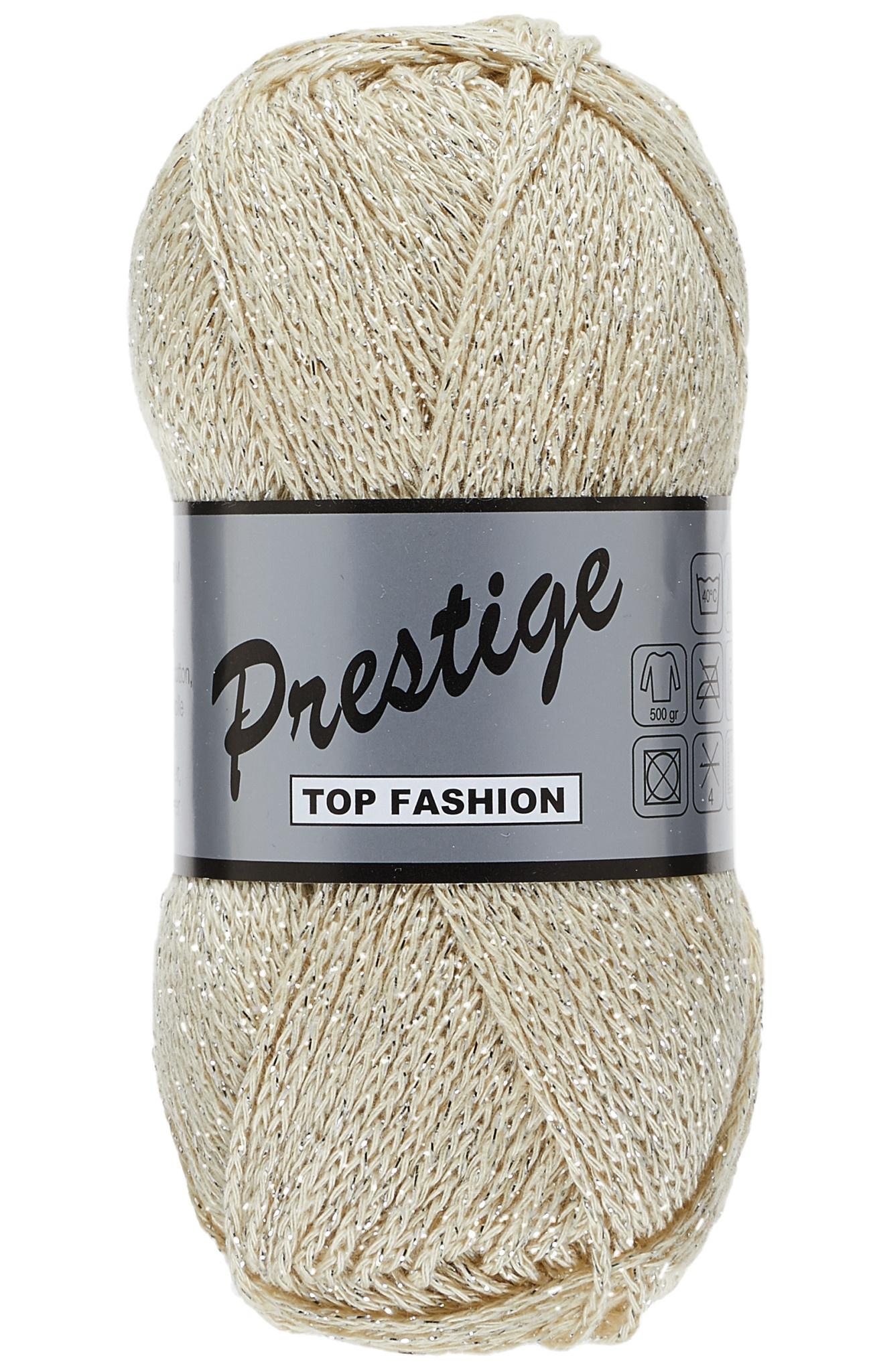 Lammy yarns Prestige glittergaren